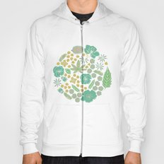 Floral Bloom  Hoody