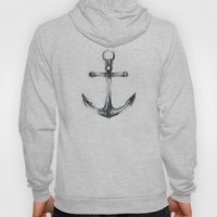 Blue Anchor Hoody