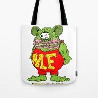 Meat Fink Tote Bag