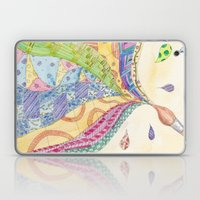 The Painted Quilt Laptop & iPad Skin