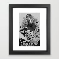 Pytor Framed Art Print
