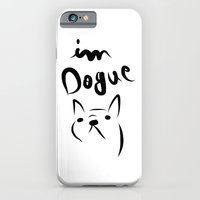 Dogue French Bulldog iPhone 6 Slim Case