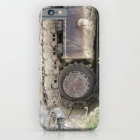 iPhone & iPod Case featuring Digger by Sara E. Lynch