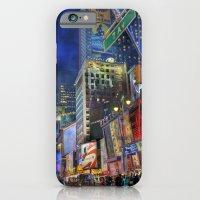 Times Square iPhone 6 Slim Case