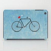I ♥ BIKES iPad Case