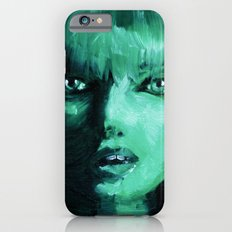 THE GREEN QUICK PORTRAIT Slim Case iPhone 6s