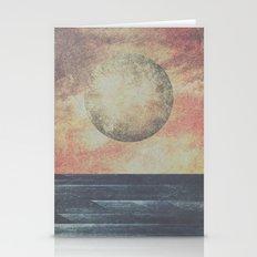 Restless Moonchild Stationery Cards