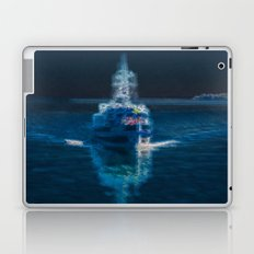 Ghostship with shipping ghosts  Laptop & iPad Skin