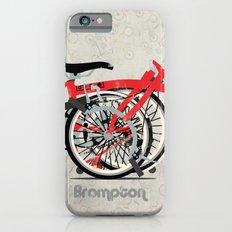 Brompton Bike iPhone 6 Slim Case