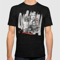 Dave Grohl Mens Fitted Tee Tri-Black SMALL