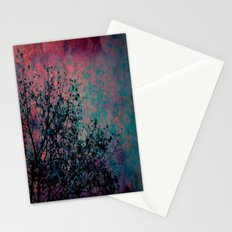 The human body is the best picture of the human soul 2 Stationery Cards