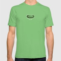 That's a Pickle! Mens Fitted Tee Grass SMALL