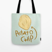 POTATO CHIP Tote Bag