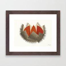 Chestnut Framed Art Print