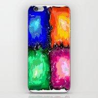 Something Must Break iPhone & iPod Skin