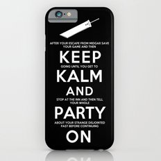 Final Fantasy 7: Keep Kalm Slim Case iPhone 6s