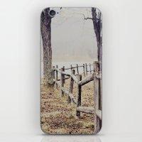 jamesville beach iPhone & iPod Skin