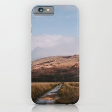Trail through the Scottish Highlands iPhone 6 Slim Case