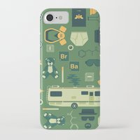 breaking bad iPhone & iPod Cases featuring Breaking Bad by Tracie Andrews