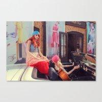 Vagabonds Canvas Print