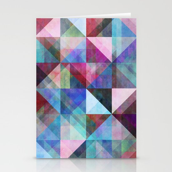 Graphic 83 X Stationery Card
