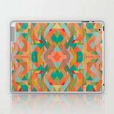 Aztek Pattern Laptop & iPad Skin