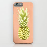 iPhone & iPod Case featuring Pineapple by Grace