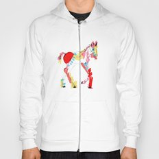 Baby horse colour Hoody