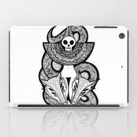 Coroner's Joke No.2 iPad Case