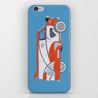 Pee Wee's Big Adventure Van iPhone & iPod Skin