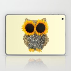 Hoot! Day Owl! Laptop & iPad Skin