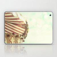 VINTAGE CAROUSEL Laptop & iPad Skin