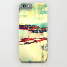 Warsaw III - abstraction iPhone 6s Slim Case