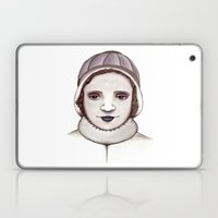 Miss Butterfield Laptop & iPad Skin