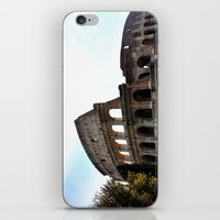 Coliseum iPhone & iPod Skin