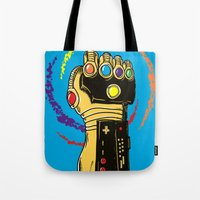 Infinity Power Tote Bag