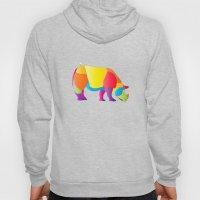 Paper Craft Rhino Hoody