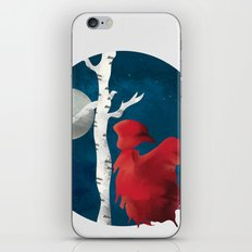 The Name's Red iPhone & iPod Skin