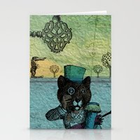 Time For Change Stationery Cards