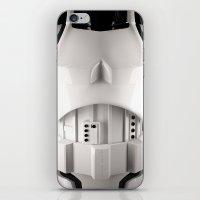 I-Trooper Suit Case. iPhone & iPod Skin