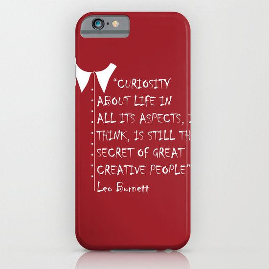 QUOTE-3 iPhone & iPod Case
