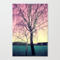 Mama Is The Best... Canvas Print