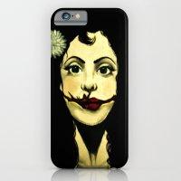 Black Dahlia iPhone 6 Slim Case