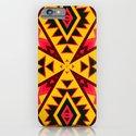 Pasión Azteca iPhone & iPod Case