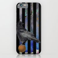 Crow Stripes iPhone 6 Slim Case