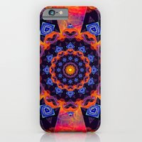 Windmill Mandala iPhone 6 Slim Case