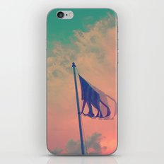 Red Sky At Night, Sailor's Delight iPhone & iPod Skin