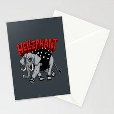 Hellephant Stationery Cards