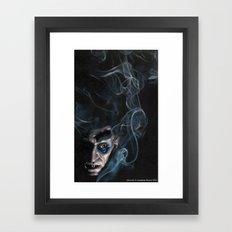 Shadow of the Nosferatu Framed Art Print