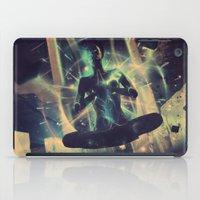 Power Trip iPad Case